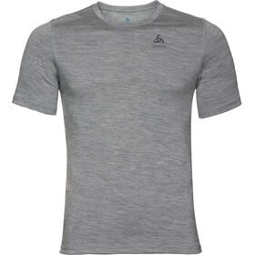 Odlo Natural Merino T-Shirt Mężczyźni, grey melange/grey melange